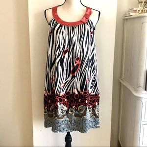 NWT BCBG MaxAzria Shift Dress. Size M